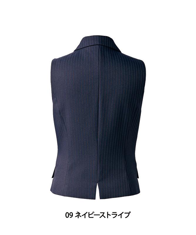 ベストレディス(襟付き)[住商モンブラン製品] BN6011-9