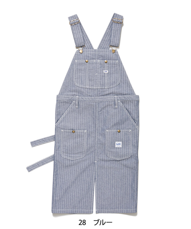 Leeオーバーオールエプロン[男女兼用][ボンマックス製品] LCK79001