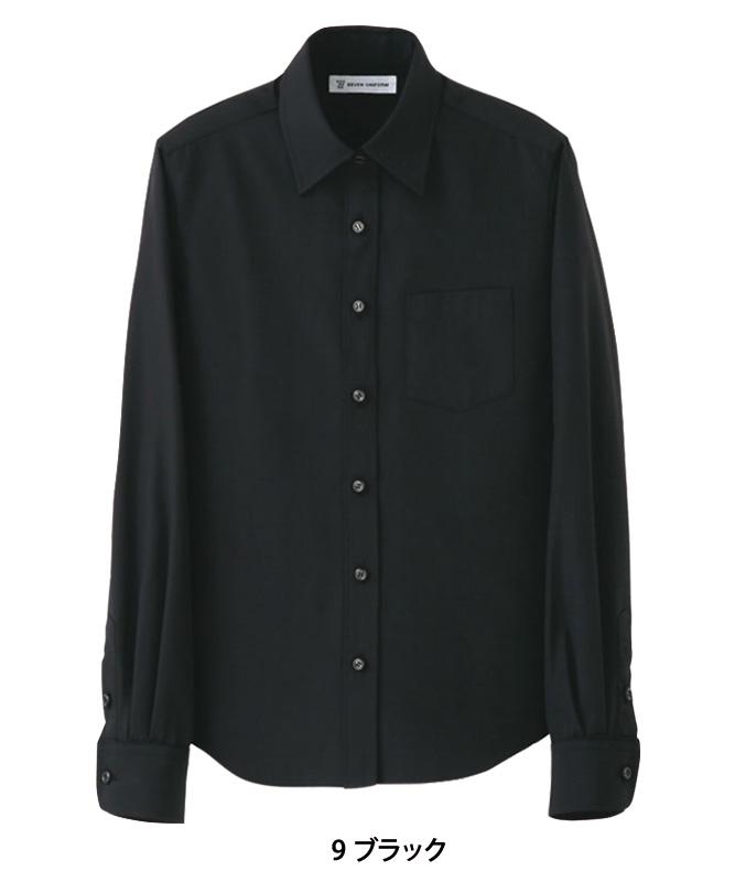 シャツ長袖[女性用][セブンユニフォーム製品] CH4417