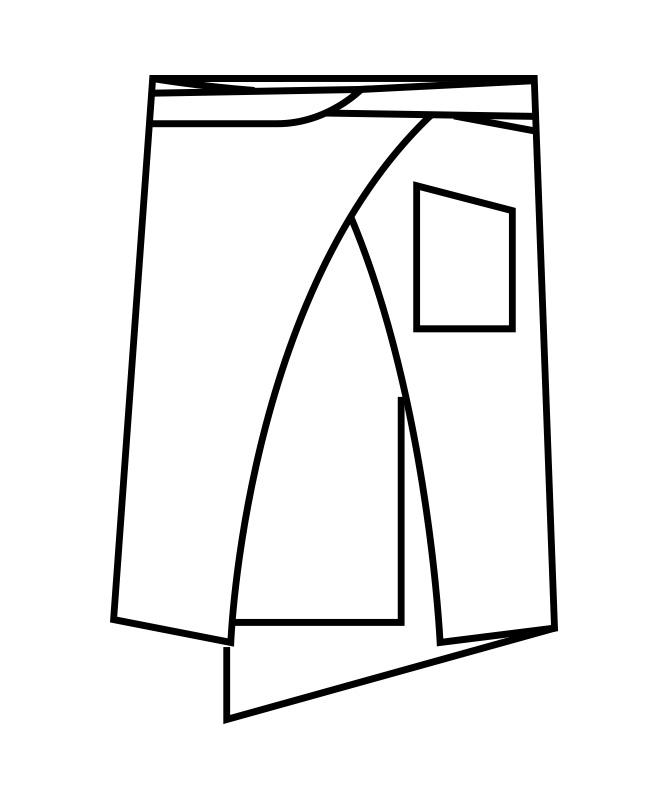 サロンエプロン[男女兼用][住商モンブラン製品] 9-51