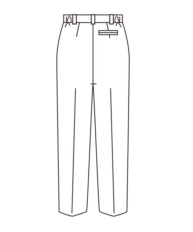 ギャバジンパンツ[女子][チトセ製品] AS5403