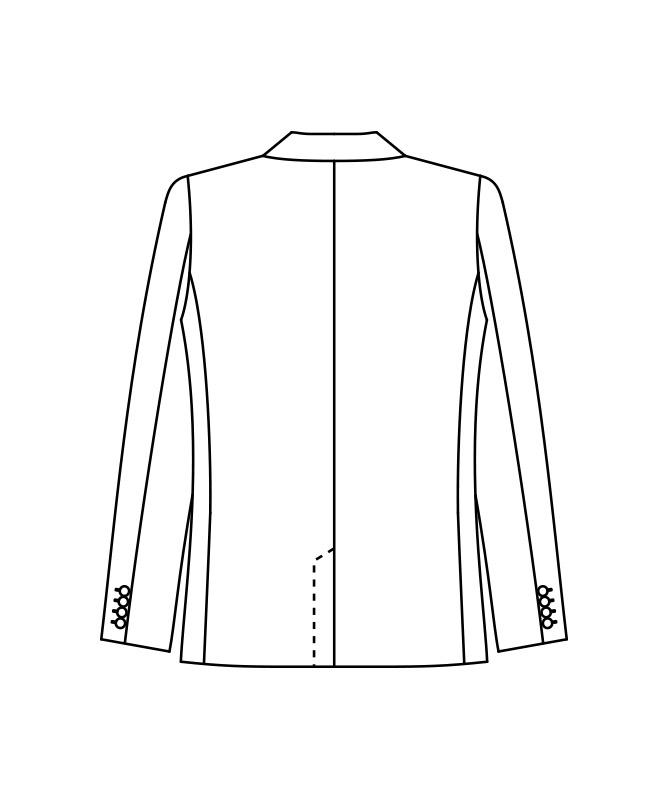 ジャケットメンズ長袖[住商モンブラン製品] BP1601-9