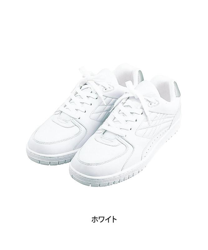 スニーカー(ヒモタイプ)[男女兼用][KAZEN製品] MX121