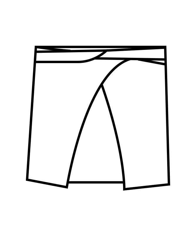 千鳥格子サロンエプロン[男女兼用][住商モンブラン製品] 9-596
