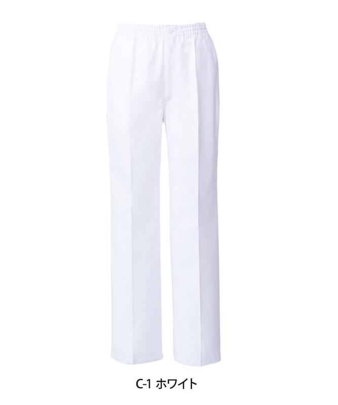 双糸ツイルイージーパンツ[男女兼用][チトセ製品] AS6001
