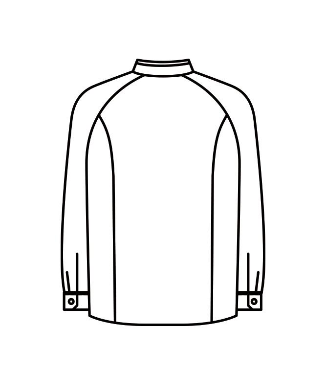 ブルゾン長袖[男女兼用][住商モンブラン製品] 8-100