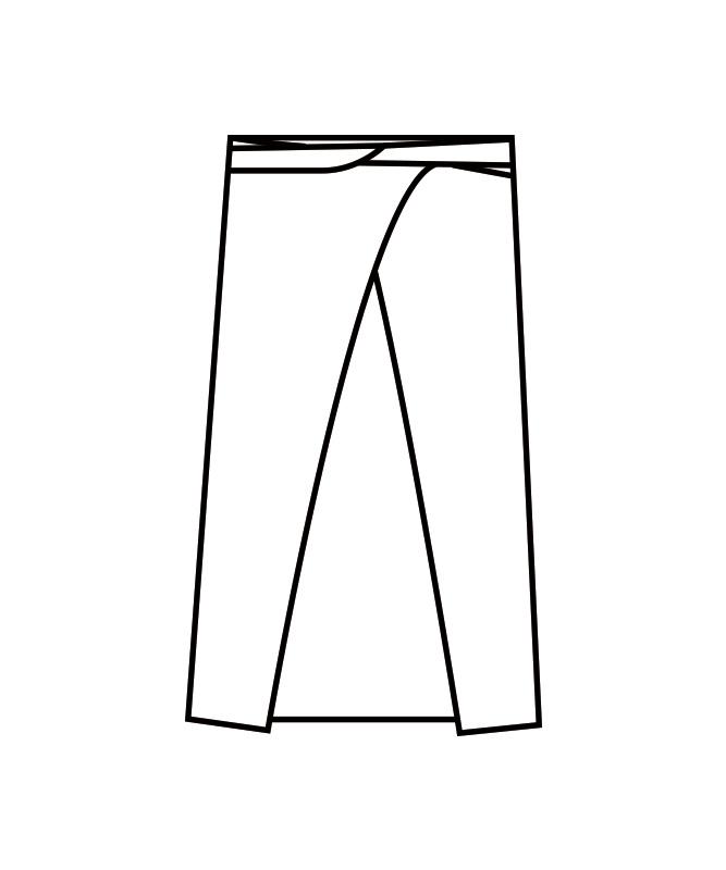 ロングエプロン[男女兼用][住商モンブラン製品] MC11