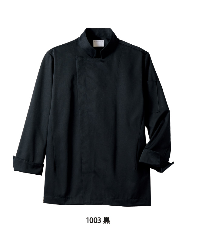 ツイルコックコート長袖[男女兼用][住商モンブラン製品] 6-100