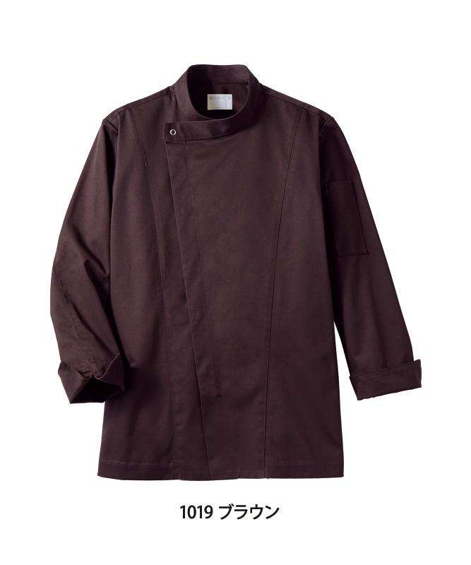 ツイルコックコート長袖[男女兼用][住商モンブラン製品] 6-101