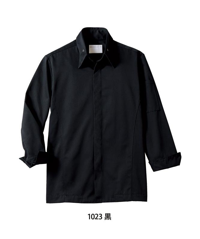 ツイルコックコート長袖[男女兼用][住商モンブラン製品] 6-102