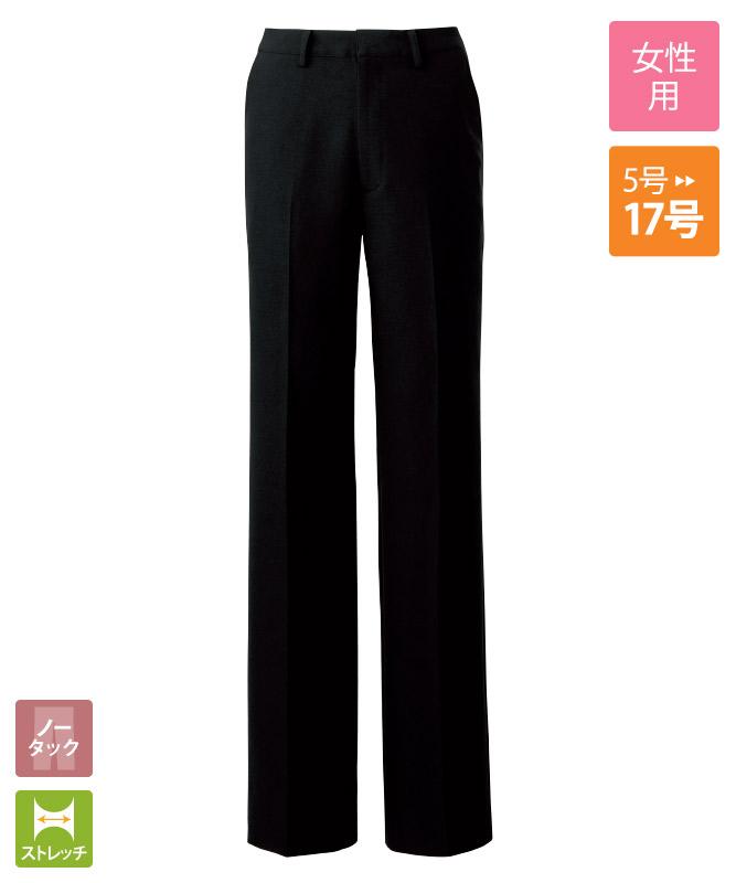 ストレッチパンツ(ノータック)[女子][チトセ製品] AS8312