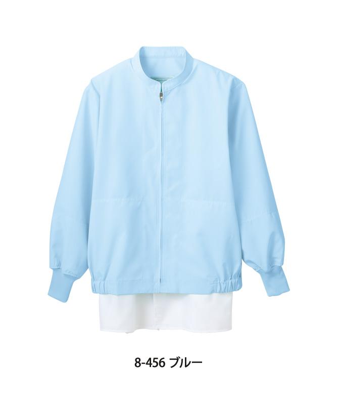 制電トロピカルジャンパー長袖[男女兼用][住商モンブラン製品] 8-45