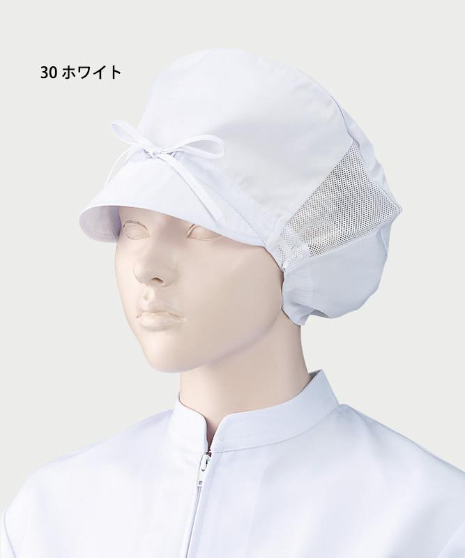 作業帽子(メッシュ付)[2枚入][KAZEN製品] 484-30