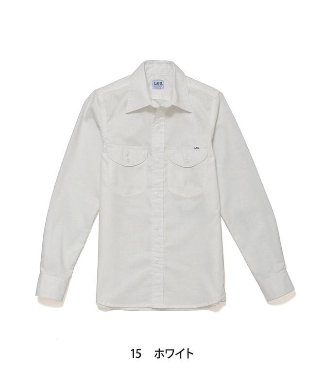 Leeシャンブレー長袖[女性用][ボンマックス製品] LCS43003