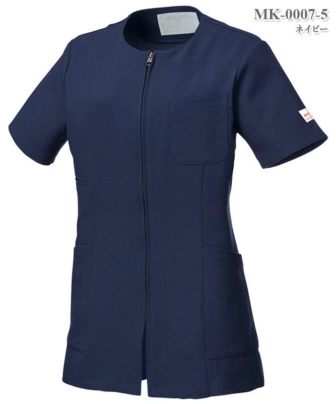 ミッシェルクラン女子ジャケット半袖[チトセ製品] MK-0007