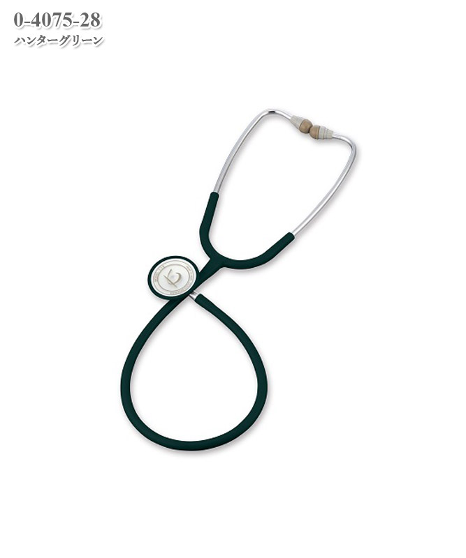 聴診器[ナーシングフォネット](シングル)[アズワン製品] 0-4075