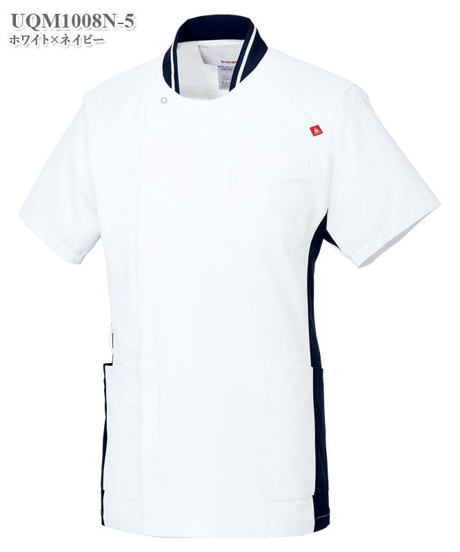 ルコックスポルティフメンズジャケット半袖[lecoq製品] UQM1008N