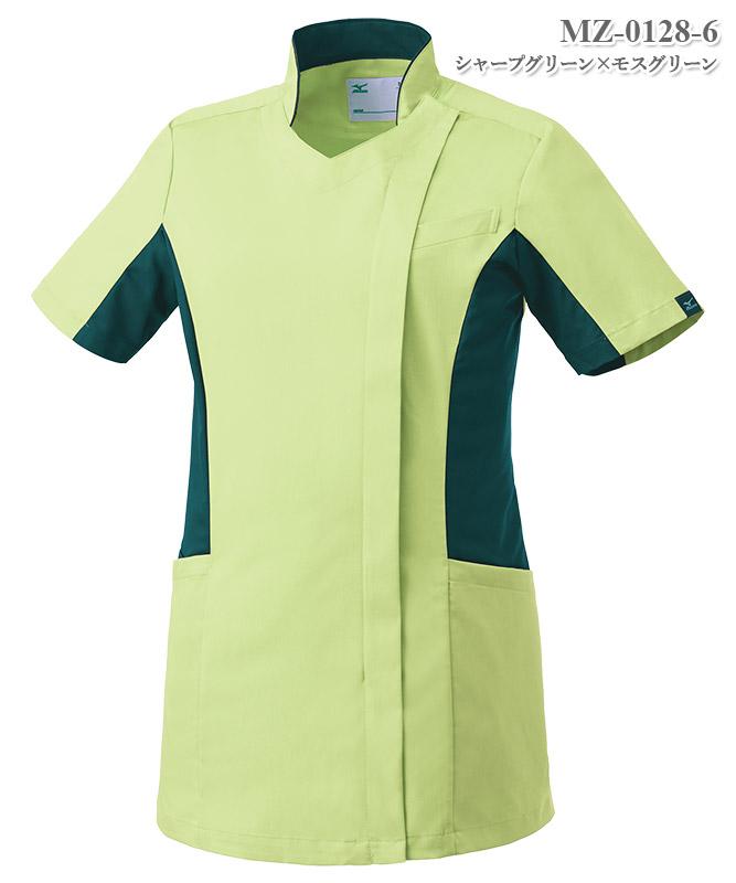 ミズノ女子ジャケット半袖[チトセ製品] MZ-0128