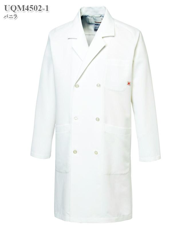ルコックスポルティフメンズドクターコート長袖[lecoq製品] UQM4502