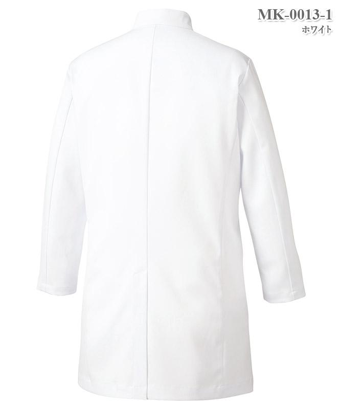 ミッシェルクラン男子ドクターコート長袖[チトセ製品] MK-0013
