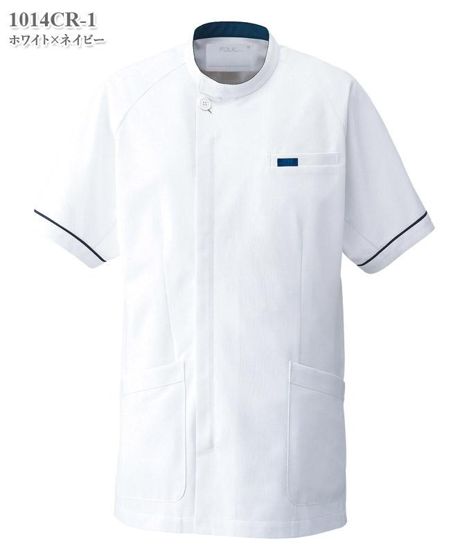 男子上衣半袖[フォーク製品] 1014CR