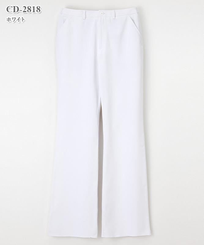 キャリアル女子ブーツカットパンツ[ナガイレーベン製品] CD-2818