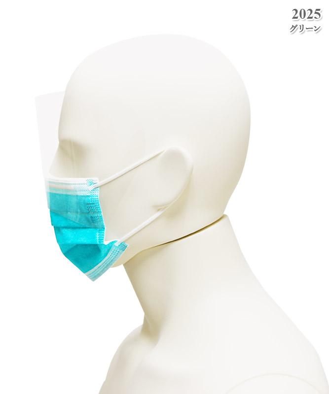 【医療用】セーフマスクプロシールドマスク(25枚入・返品不可商品)[medicom製品] 2025