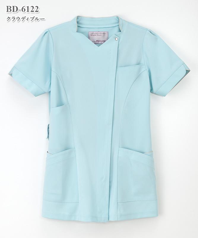 女子チュニック半袖[ナガイレーベン製品] BD-6122