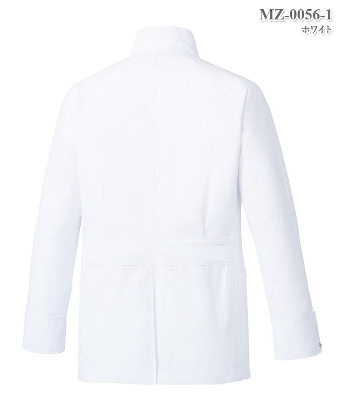 ミズノ男子ハーフコート長袖[チトセ製品] MZ-0056