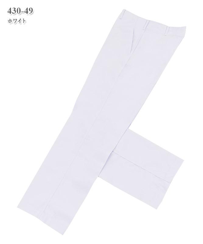 双糸ツイルメンズスラックス[KAZEN製品] 430-49
