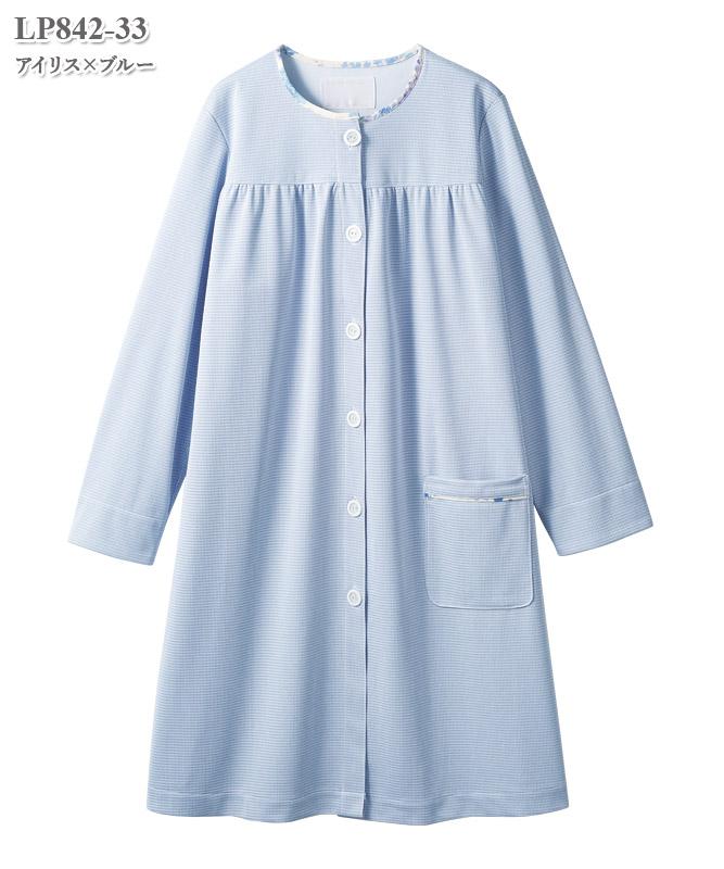 ローラ アシュレイ 患者衣(マタニティコート・長袖)[住商モンブラン製品] LP842