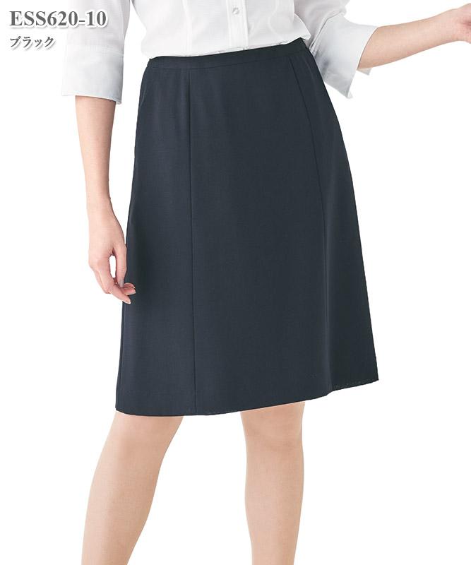 Aラインスカート[カーシーカシマ製品] ESS620