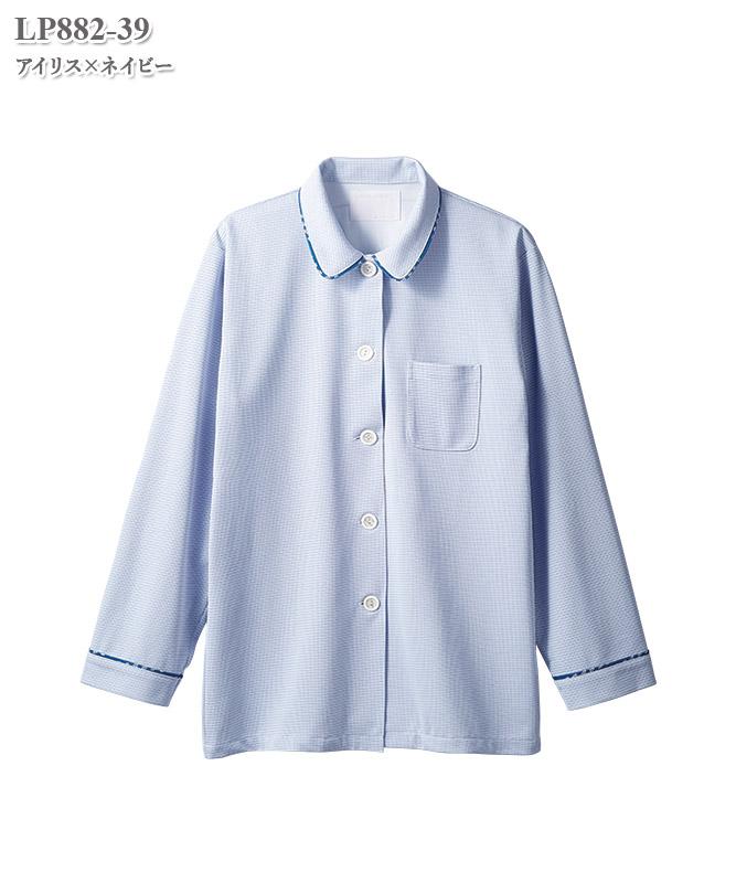 ローラ アシュレイ 患者衣(長袖・上衣)[住商モンブラン製品] LP882