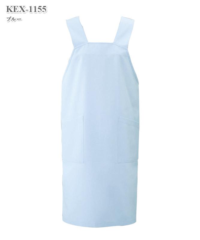 ケックスター男女兼用ケアガウン[ナガイレーベン製品] KEX-1155