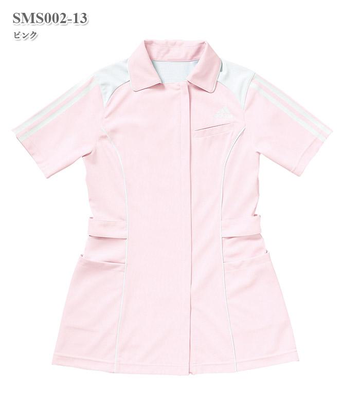 アディダスレディスジャケット半袖[KAZEN製品] SMS002