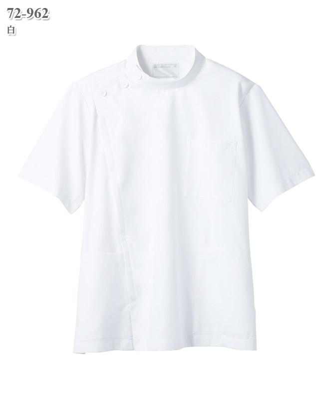 メンズケーシー半袖[住商モンブラン製品] 72-96