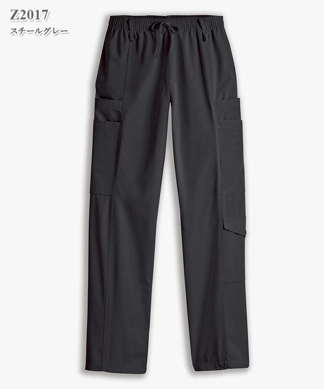 スクラブ7ポケットカーゴパンツ(男女兼用)[スマートスクラブス製品] Z2017
