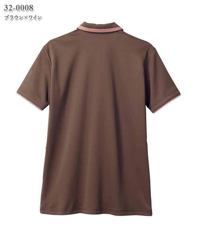 レディスニットシャツ半袖[住商モンブラン製品] 32-000