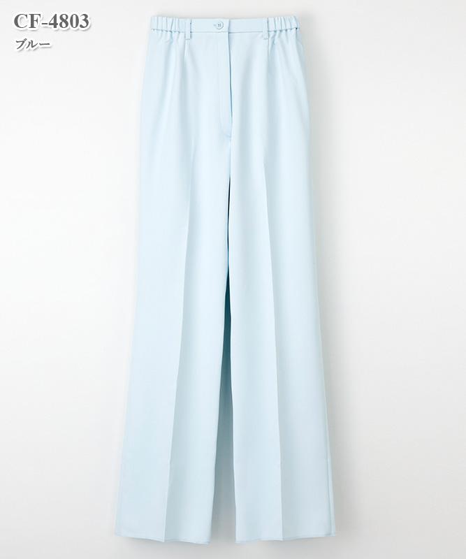 クレールローベ女子パンツ(脇ゴム)[ナガイレーベン製品] CF-4803