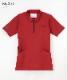 男女兼用ニットシャツ半袖[ナガイレーベン製品] RK-5292