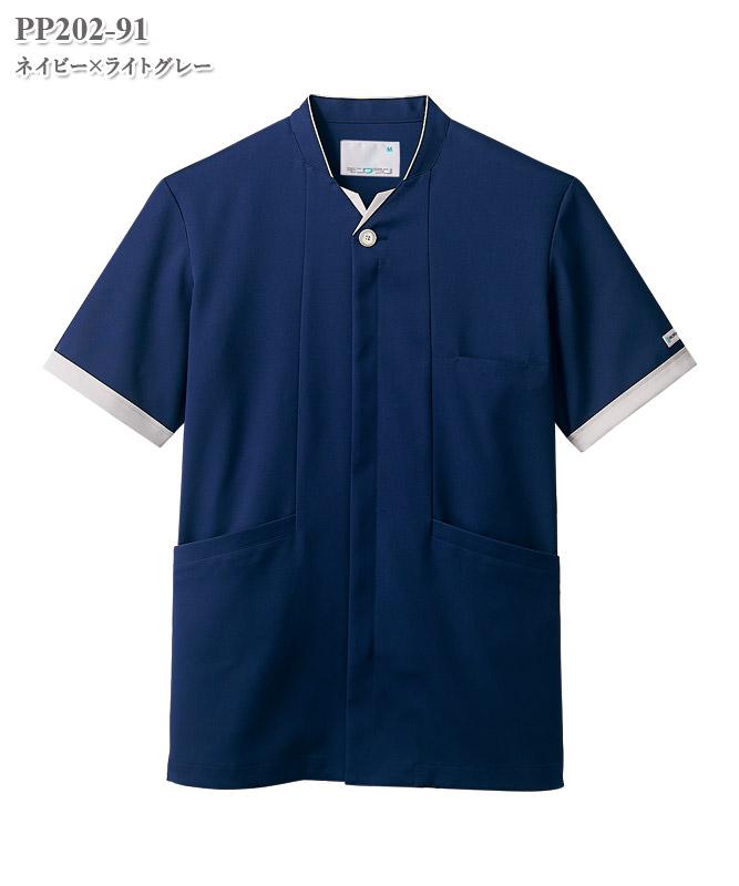メンズジャケット半袖[住商モンブラン製品] PP202