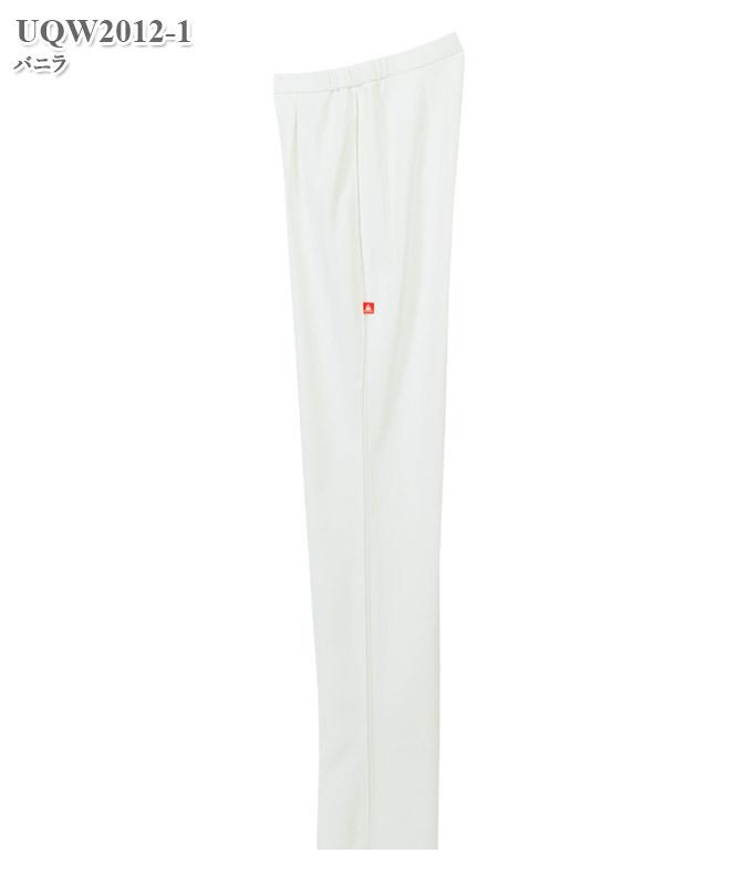 ルコックスポルティフサイドメッシュセミブーツカットレディスパンツ[lecoq製品] UQW2012