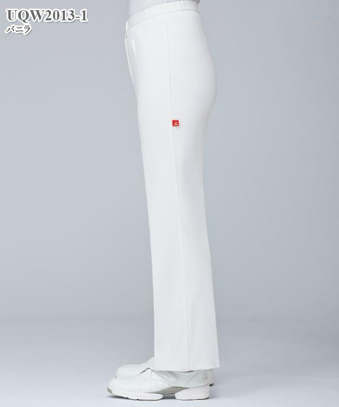 ルコックスポルティフゆったりブーツカットレディスパンツ[lecoq製品] UQW2013