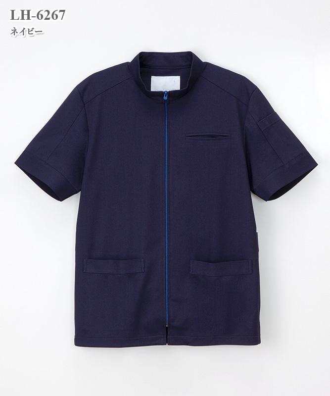 男子上衣半袖[ナガイレーベン製品] LH-6267