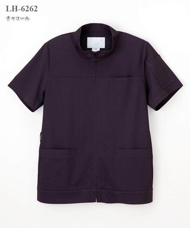 男子上衣半袖[ナガイレーベン製品] LH-6262