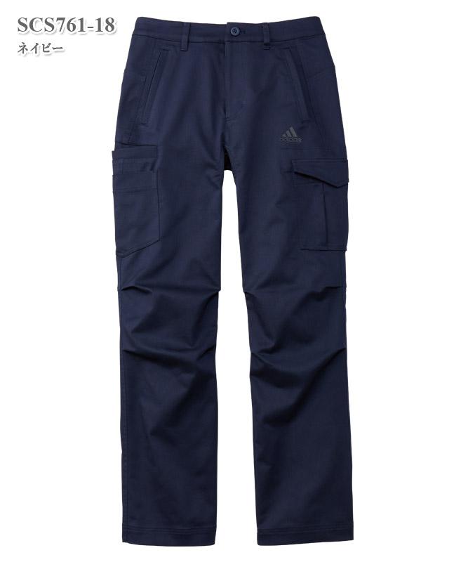 アディダス男女兼用パンツ[KAZEN製品] SCS761