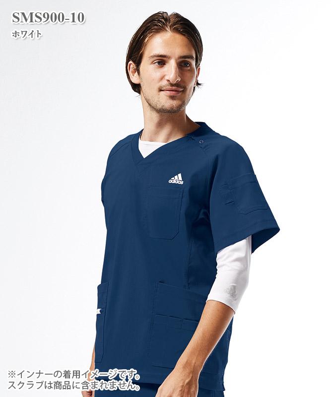アディダス男女兼用インナーTシャツ[KAZEN製品] SMS900