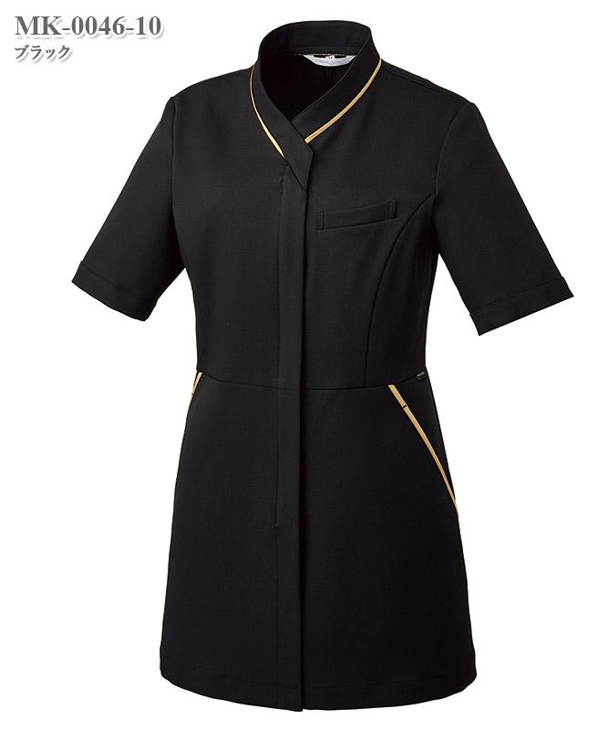 ミッシェルクランレディスジャケット半袖[チトセ製品] MK-0046