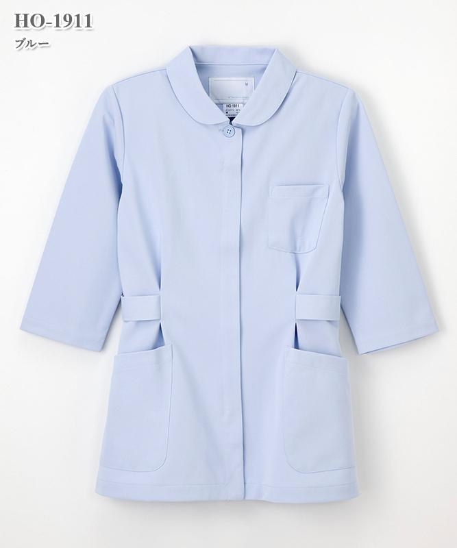ホスパースタット女子上衣七分袖[ナガイレーベン製品] HO-1911