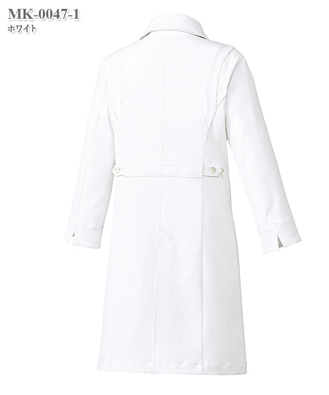 ミッシェルクラン女子ドクターコート長袖[チトセ製品] MK-0047